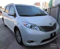[天津港]2017款丰田塞纳两驱XLE版49.8万