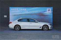 全新BMW 5系见证盈之宝卡丁车挑战赛冲线