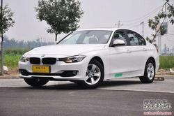 [本溪]新BMW 3系最高优惠5万元 现车充足