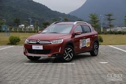 [济南]雪铁龙C3-XR降价1.5万元 优惠升级