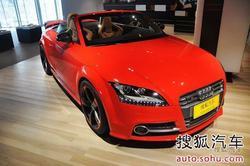 [威海]进口奥迪TT降价8万元少量现车在售