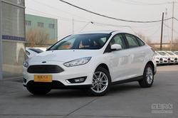 [上海]福特福克斯三厢降2.5万 现车充足