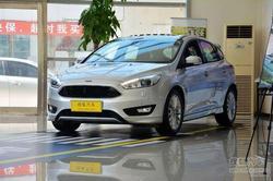 [武汉]福特福克斯两厢展车到店 订金5000