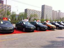 营口金奥上海大众 喜迎五一车展圆满落幕