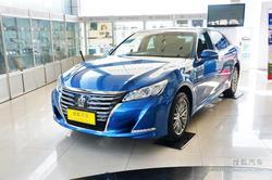 [天津]丰田皇冠现车充足综合优惠2.8万元