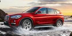 敢作敢为 新BMW X1 2018款即将亮相万达!