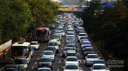 截至去年底 西安全市私家车达222.14万辆