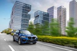 强健之美! 全新BMW X3 给出新的豪华定义