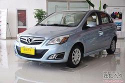 [榆林]北京汽车E系列优惠1万元 幅度增大