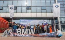 南昌万宝行  BMWX3勇者挑战赛圆满落幕