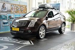 烟台市凯迪拉克SRX最高优惠4万 现车充足