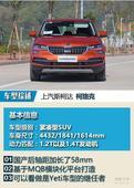 颜值实力兼具 斯柯达柯珞克入局紧凑SUV市场