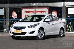 [天津]现代朗动有现车购车综合优惠3万元