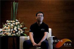 搜狐访江铃福特品牌事业部销售经理 赵荣