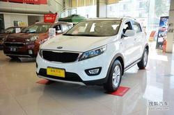 [天津]起亚智跑有现车购车综合优惠3.3万