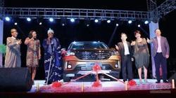 GAC Motor闪耀非洲 传祺GS4尼日利亚上市