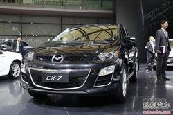 [长治]马自达CX-7现金直降4万 现车销售!