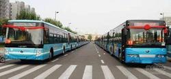 合肥市计划明年底实现主城区公交电动化