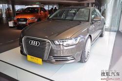 [秦皇岛]奥迪A6L最高优惠9万元 少量现车