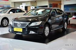 [邯郸]丰田凯美瑞最高降3.6万 现车充足