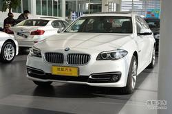 [青岛市]宝马5系最高降价6.8万 现车销售
