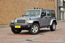 [徐州]Jeep牧马人现金优惠2万元现车充足