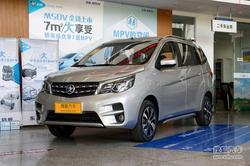 【夏季车展】东风启辰M50V降价0.3万元