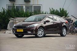 [武汉]起亚K3最高优惠2.3万元 现车充足!