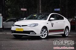 [枣庄]上汽MG6现金优惠1.2万 店内有现车