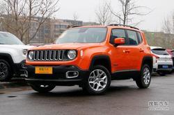 Jeep自由侠部分优惠2万 小巧外观性能不差