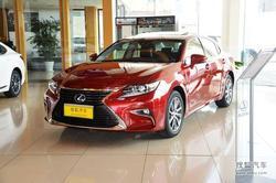 [杭州]雷克萨斯ES混动37.8万起 现车销售