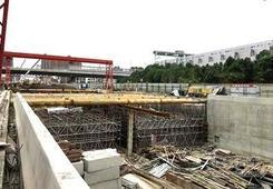 紫荆山路下穿陇海路隧道 预计11月底通车