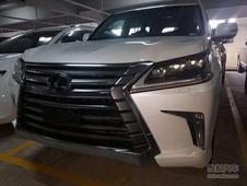 [天津港]2017款雷克萨斯LX570高配 151万