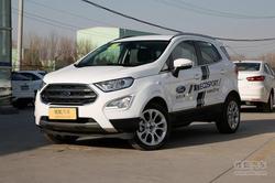 [杭州]福特新翼搏直降3000元 最低7.68万
