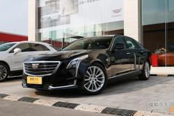 凯迪拉克CT6最高优惠10万 现车充足可选!