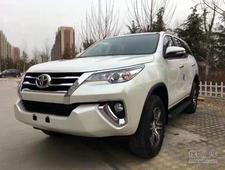 [天津港]2017款穿越者中东版七座 售27万