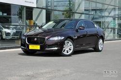 捷豹XFL最高优惠8万元 英国豪车价格亲民