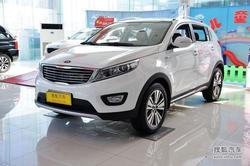 [天津]起亚智跑现车充足购车优惠2.5万元