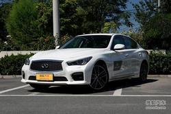 [上海]英菲尼迪Q50L降价6.18万 现车充足