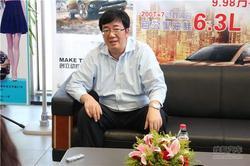 广汽传祺总经理吴松巡视 博实信达店采访