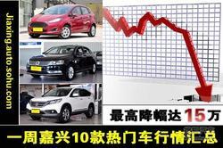 瑞纳/迈腾等热销车 最高现金优惠超15万!