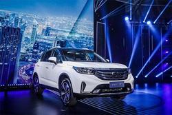 """传祺GS4 中国品牌SUV""""四大天王""""之最!"""