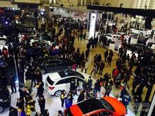 车市盛宴,城市嘉年华,不容错过的车博会!