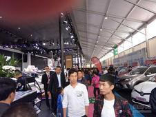 看看兰州八月国际车展中哪十款上市新车
