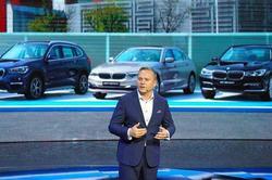 宝马携六款重磅新车 亮相2018年成都车展