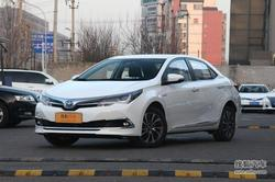 [天津]丰田卡罗拉双擎有现车 优惠3000元