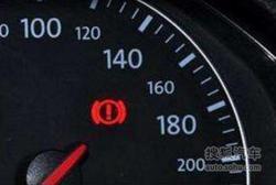 瓜子二手车提示:车上这几个灯亮了 一定要注意