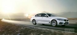 全新BMW 5系Li傲然登场 豪华质感再度提升