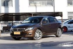 [天津]标致408现车充足 综合优惠2.8万元