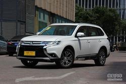 [洛阳]三菱欧蓝德售价15.98万起现车销售